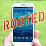 Samsung Galaxy SIII - Rooted