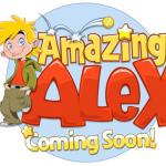Logo Amazing Alex