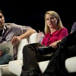 Marissa Mayer di TechCrunch Event