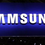 Logo Samsung di CES 2013