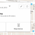 Googe Android Device Manager