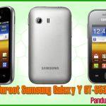 Unroot, Samsung Galaxy Y GT-S5360