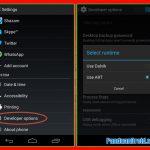 Tips Android, Dalvik, ART
