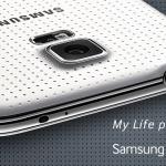 Samsung Galaxy S5 Putih