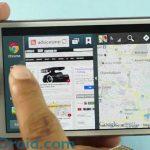 Samsung Galaxy S5, Dual Window, Split Window, Multitasking