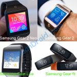 Samsung, Smartwatches, Samsung Gear Live, Samsung Gear 2, Samsung Gear 2 Neo, Samsung Gear Fit, Android Wear, Tizen OS