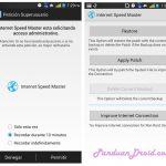 Aplikasi Android, Mempercepat koneksi internet, Speedy