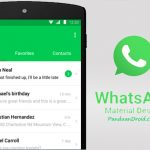 Download Apk, WA, WhatsApp, Materia Design