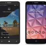 Alcatel OneTouch Fierce XL, Smartphone Android, Windows Mobile 10