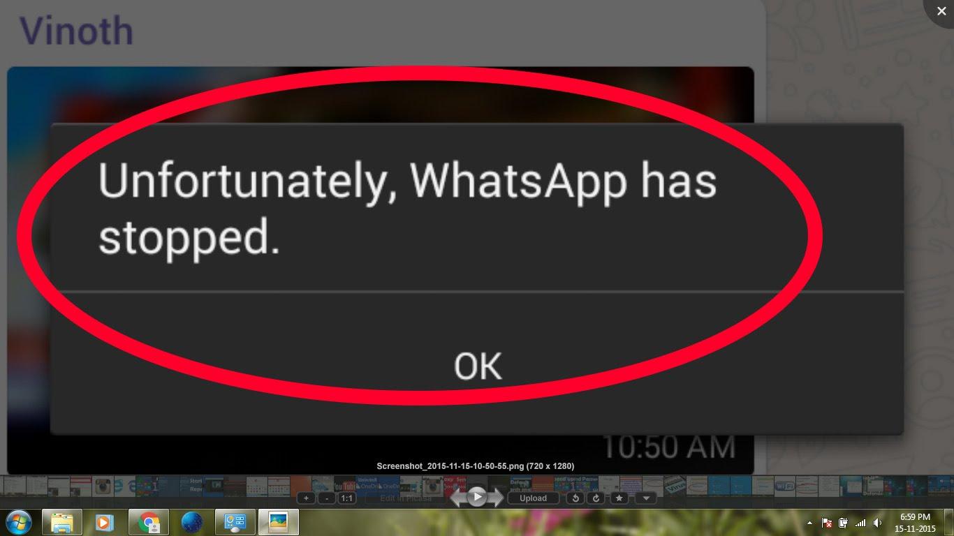 Cara Mengatasi Masalah Unfortunately App Has Stopped Di