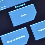 Cara install Custom Rom dengan TWRP