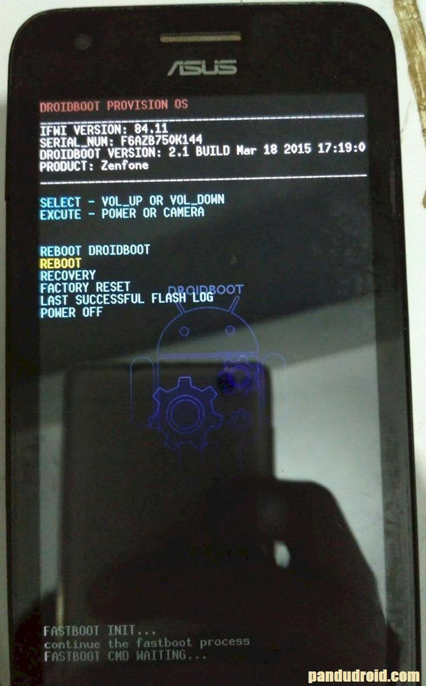 Cara Mengatasi Asus Zenfone C Bootloop Blank Logo Via Asus Flash