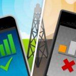 sinyal smartphone hilang