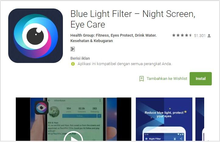 Blue Light Filter 1