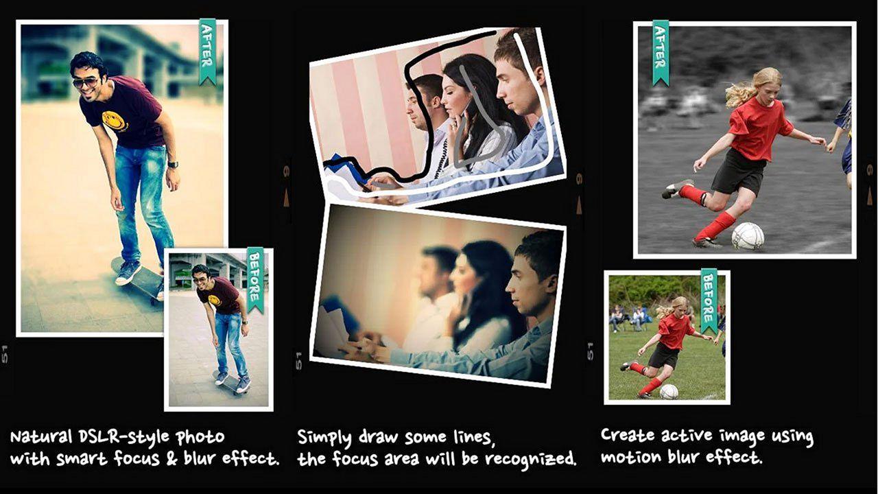 Aplikasi Kamera Terpopuler Untuk Menghasilkan Efek Bokeh (Potrait) di Android 1