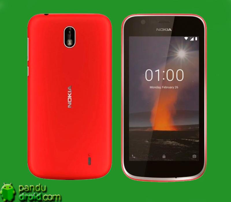 Nokia 1 Sampul