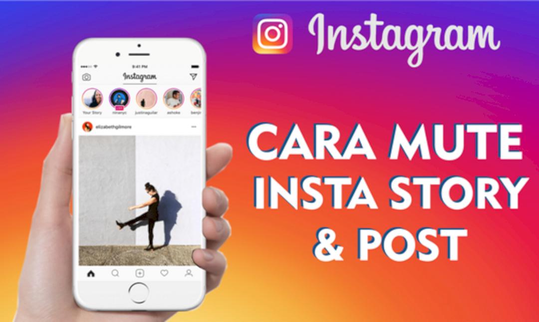Cara Mematikan Story instagram