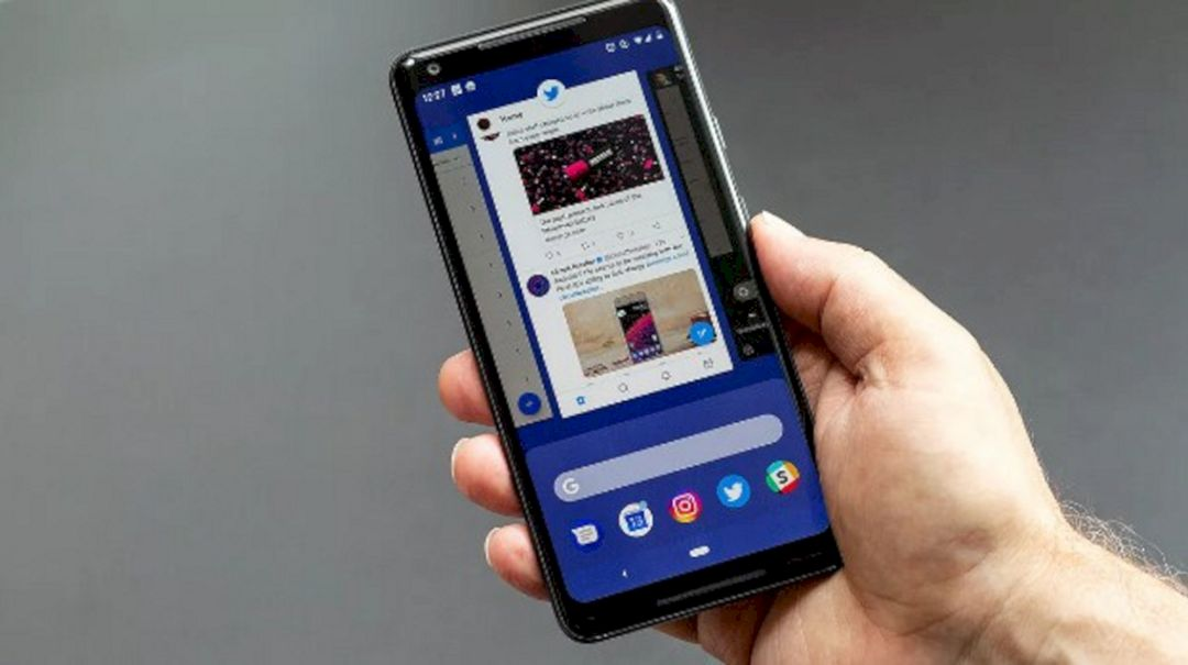 Ekspor Kontak di Android