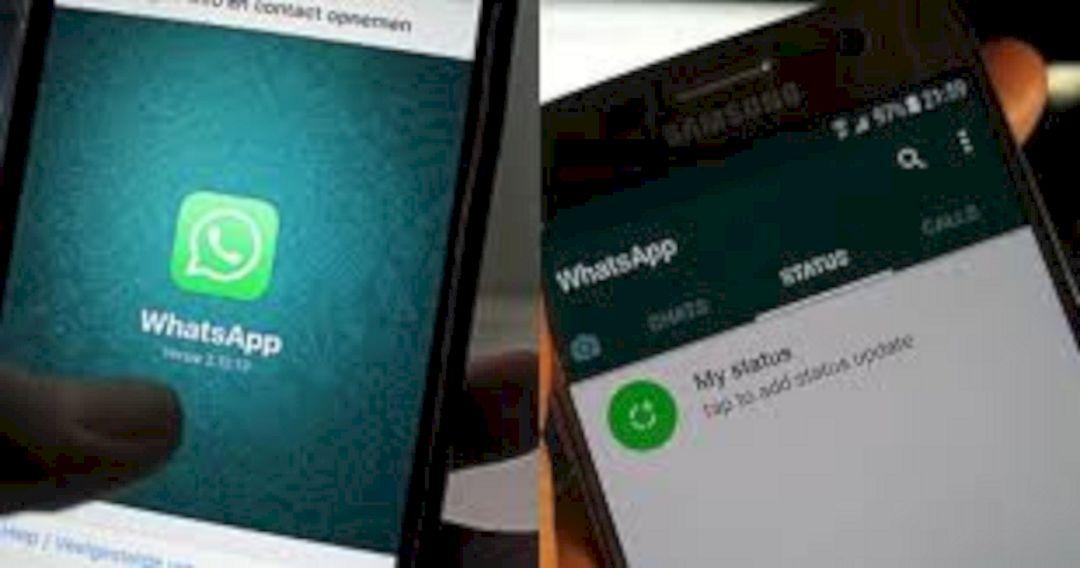 Menghilangkan Status Online WhatsApp