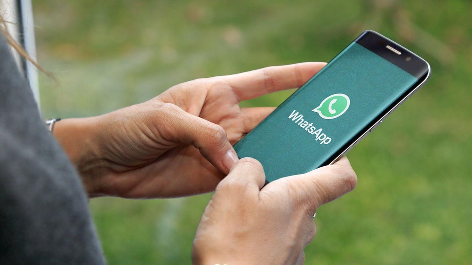 WhatsApp Kontak