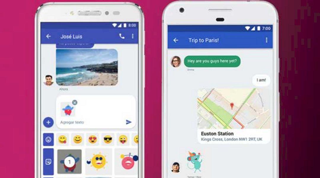 Layanan SMS Terbaru di Android