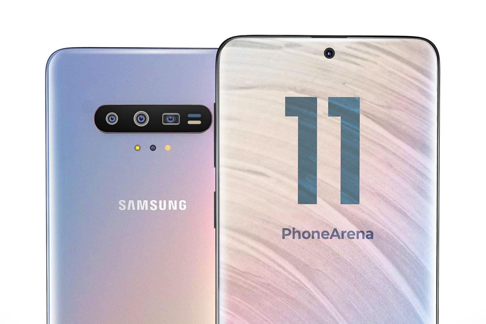 Bocoran Kehadiran Samsung Galaxy S11