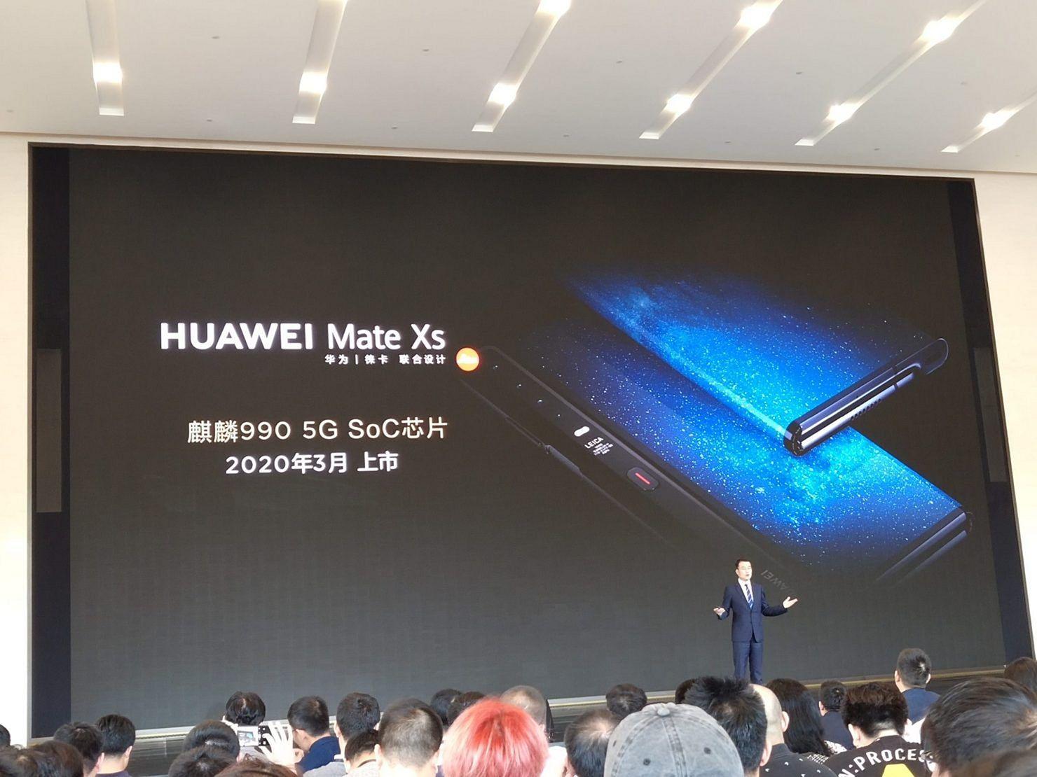Keunggulan Huawei Mate Xs