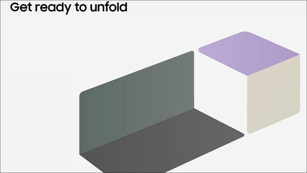 Samsung Galaxy Unpacked Agustus 2021