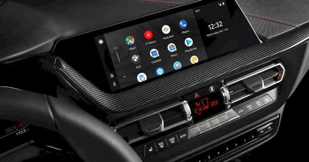 Android Auto Punya Tampilan Baru