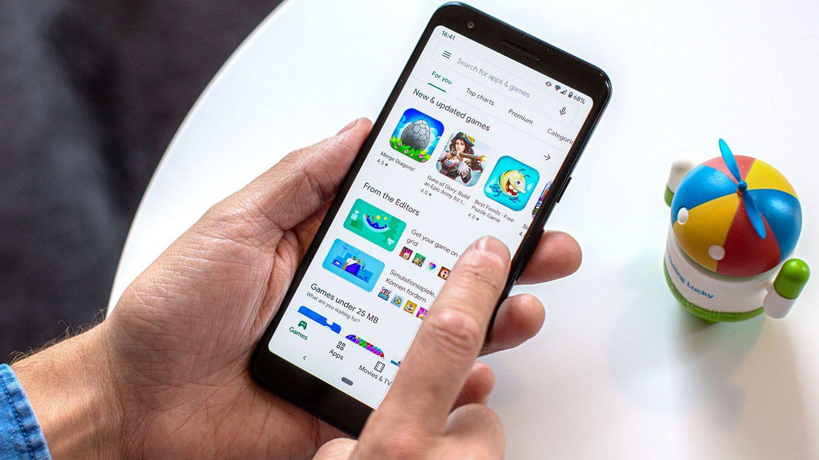 Cara Mendapatkan Saldo Google Play Store Secara Gratis
