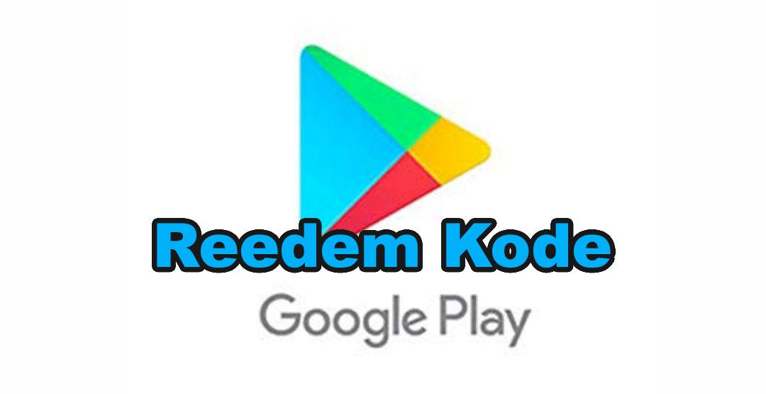 Reedem Kode Google Play